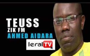 Teuss ZIK FM du Mercredi 21 Août 2019 avec Ahmed Aïdara
