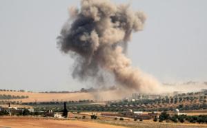 Syrie: Jihadistes et rebelles en retrait dans la région d'Idleb