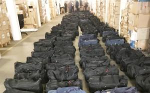 Drogue:  4,5 tonnes de cocaïne en provenance de Dakar saisies à Hambourg