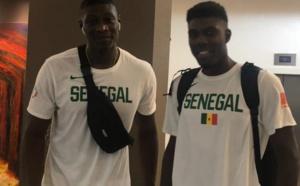 Mondial basket : les Lions ont quitté Dakar avec Maurice Ndour et Hamady Ndiaye