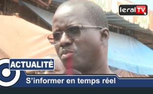 "Pédre SY ONAS: ""Canalisation yi nék Dakar c'est dépassé et ..."""