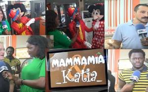 EXCLUSIF - Chez KATIA, Revivez les temps forts de l'ouverture de MAMMAMIA en VIDEOS et IMAGES