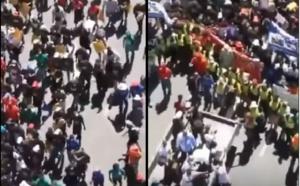 VIDEO - Violences xénophobes: Les Sud-africains demandent pardon aux étrangers