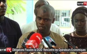 Kaolack: La DGID Rencontre les Opérateurs Economiques sur les Obligations Fiscales