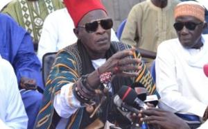 "VIDEO - Jaraaf Youssou Ndoye menace: «Goordjiguène bouma dadiel, nala..."""