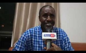 VIDEO - Adama Gaye réagit chez lui au micro de Buur Guédé