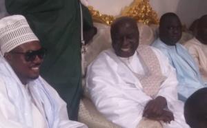 Idrissa Seck reçu par Serigne Mountakha Mbacké (5 photos)