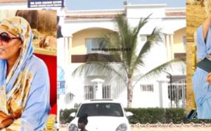 VIDEO - Ngabou: Découvrez la belle maison de Sokhna Aïda Diallo