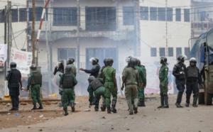 Guinée : les forces de sécurité massivement déployées dispersent des manifestants à Conakry