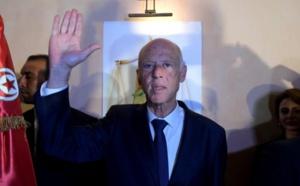 Tunisie: Kaïs Saïed, l'ascension fulgurante d'un novice en politique