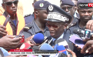 VIDEO - Magal de Touba 2019: 970 individus interpellés pour diverses infractions