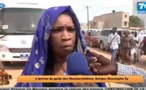 VIDEO - Selbé Ndom à Tivaouane: «Ce qui me lie à Serigne Moustapha Sy»