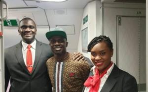 (PHOTOS)- Sadio Mané, Monsieur modestie..: Il a rejoint la sélection par vol simple