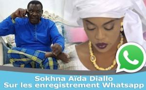 Nouvelles révélations: Voici L'intégralité de l'appel enregistré de Sokhna Aïda Diallo