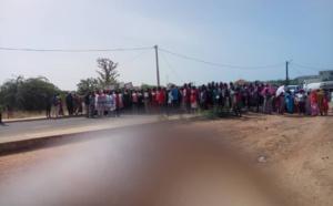 VIDEO - Popenguine: Marche des populations contre le futur port de Ndayane
