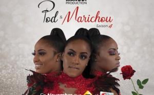 VIDEO - Avec ses 800 millions de minutes visualisées sur YouTube: Marodi a encore frappé fort avec la saison 4 de Pod et Marichou