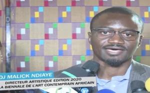 """VIDEO - ELHADJ MALICK NDIAYE:""""Le projet """"dokhantou"""" consiste à inviter les artistes contemporains à..."""""""
