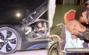 VIDEO: Une voiture offerte à un handicapé par Waly seck