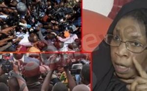 VIDEO: Selbé en colère contre des journalistes