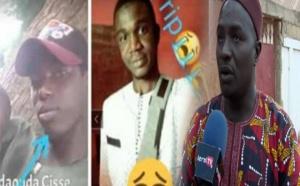 """VIDEO - Triste témoignage du père d'un jeune garçon tué sauvagement par un camion: """" Khamone nanii sama dome dou goudou fane..."""""""
