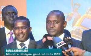 PAPA AMADOU SARR (Délégué Général DER) sur les financements des projets aux jeunes.... (VIDEO)
