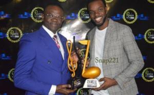 "Raaya Music Awards: Momo Wade, sacré ""Meilleur animateur de l'année"""
