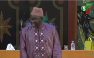 VIDEO - Débat houleux à l'Assemblée nationale: Moustapha Cissé Lô tempère, Farba Ngom menace...
