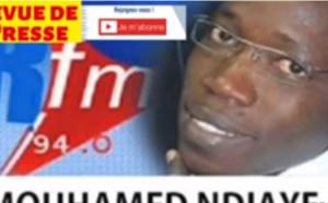 Revue de presse (Wolof) Rfm du Mardi 10 Décembre 2019 avec Mamadou Mouhamed Ndiaye