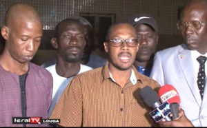 LOUGA - Ibrahima Diallo Responsable APR De Kébémer sur les sorties de Moustapha Diakhaté et cie... (VIDEO)