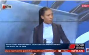 SOIR D'INFO - Wolof - Pr : ARAME TOURÉ - Invitée : Dr ANNETTE SECK NDIAYE - 12 Décembre 2019