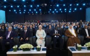 Photos : Quelques images du President Macky Sall au forum mondial de la jeunesse en Égypte