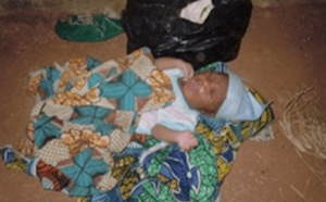 Linguère : Madjiguène Touré abandonne nuitamment son bébé d'un mois devant une maison