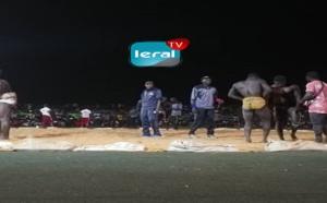 🔴EN DIRECT A MBOUR _ COMBAT DE LUTTE au stade CAROLINE FAYE (Drapeau de Mr Gorgui CISS, Maire de Yenne)