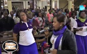 PAIN DE VIE - Grande veillée de Prières organisée par la CMDA à l'église Saint-Paul de Grand-Yoff