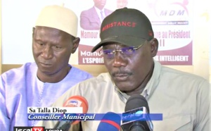 VIDEO - Talla Diop, Conseiller municipal, quitte le Ministre-Maire Moustapha Diop pour rejoindre...