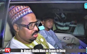 "Exclusif - Ahmed Khalifa NIasse: ""Daaras yi nékk Sénégal dagno wara boolo pour créer ay..."" (VIDEO)"