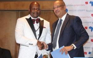 SHELTER AFRICA ET TEYLIOM EN SYNERGIE POUR LA CONSTRUCTION DE ''LOGEMENTS MODÉRÉS À PRIX ABORDABLES''