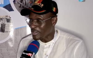 VIDEO / CGAS PRODUCTION - Usine de production de briques, pavés, agglos, nervures, bordures... ( Momar Mbaye Pdg du Group)