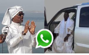 Audio fuité de Serigne Modou Kara Mbacké: Son frère cadet Mame Thierno Birahim réplique....