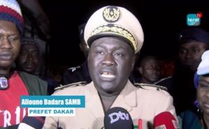 (VIDEO) Désencombrement rond-point Liberté 6: Alioune Badara Samb, préfet de Dakar, sur le dédommagements des marchands