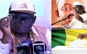 """VIDEO - Maître El Hadj Diouf:""""Macky Sall ne peut pas avoir de 3e mandat.. Je serai candidat aux élections"""""""