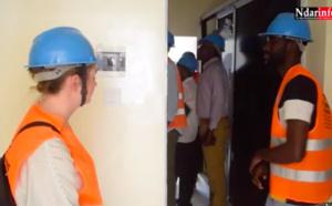 VIDEO - Centre de formation en Hôtellerie et Tourisme de Saint-Louis: 90% des travaux exécutés