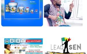 """""""KOVA"""", fondateur de Biba Sénégal: Une entreprise de production de lait caillé et thiakry au Sénégal"""
