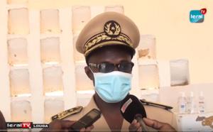 """VIDEO / Louga - Pape Massaer Diop, Sous-Préfet de Sagatta Gueth: """"On n'a pas encore de cas ici mais..."""""""
