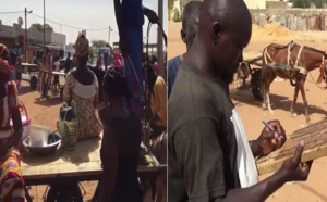 VIDEO - Coronavirus à Touba: Les charretiers sur la réduction du nombre de clients à transporter...