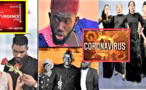 """VIDEO - CORONAVIRUS, ETAT D'URGENCE, COUVRE FEU - Les artistes et réalisateurs parlent: """"Métina si gnoune...'"""