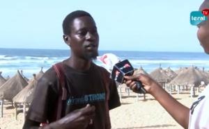 VIDEO - Lutte contre le C0VID-19 - Plus de baignade à la plage BCEAO, la sécurité renforcée...