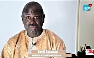 """Vidéo - Seydi Gassama Amnesty International Sénégal : """" confinement moussi bala... Il pourrait y avoir des poursuites contre certains..."""""""