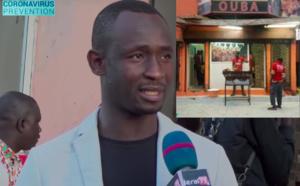 VIDEO - COUVRE FEU: Le Restaurant chez Ouba perd des millions par jour !