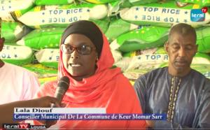 VIDEO - Lutte contre le Covid-19: Lala Diouf, conseillère municipale à Keur Momar Sarr, sur l'impact de la pandémie et la riposte engagée